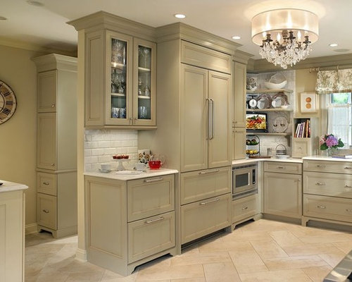 olive green kitchen ideas, pictures, remodel and decor,Olive Green Kitchen Cabinets,Kitchen decor