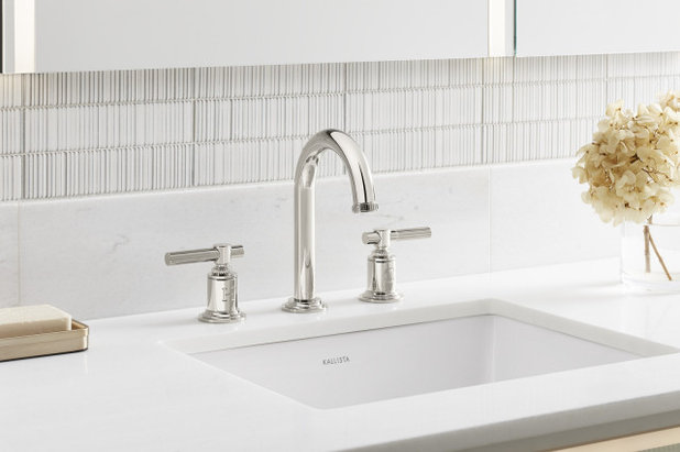 Central Park West collection from Kallista by Kohler