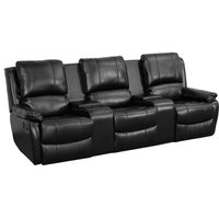 3-Seat Home Theater Recliner BT-70295-3-BK-GG