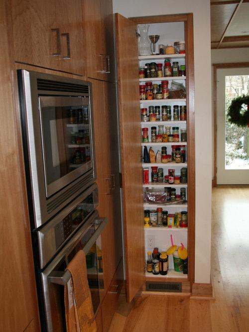 Hidden Kitchen Outlets | Houzz