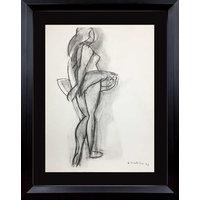 Henri Matisse Original Lithograph, Ballerina, 1952, Signed