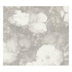 MetroPolitan Stories Wallpaper, Roll, Grey, White