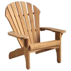 Transitional Adirondack Chairs by Douglas Nance