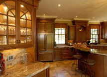 Love this kitchen .What is name of the granite?