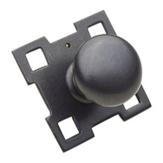 AD-33 Mackintosh Knob Pull, Dark Antique