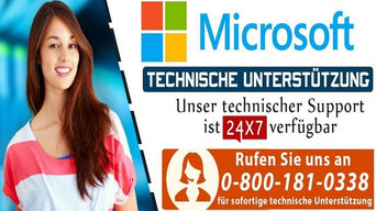 Microsoft Kunden Support +49-800-181-0338