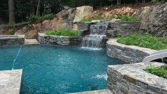 Patio Installation Projects with Enjoy Homes