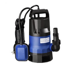 YesHom - 1Hp 3432Gph Submersible Dirty Clean Water Pump - Pool Pumps and Filters