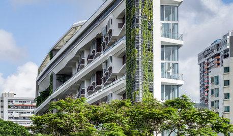 How Should Singapore's Built Environment Change Post-Pandemic?
