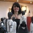 Photo de profil de Roselyne Montassier-Cormier  Sculpteur Céramiste