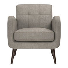 MOD   Observatory Armchair, Heather Gray   Armchairs And Accent Chairs