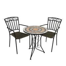 Nova 3-Piece Patio Set With Modena Chairs