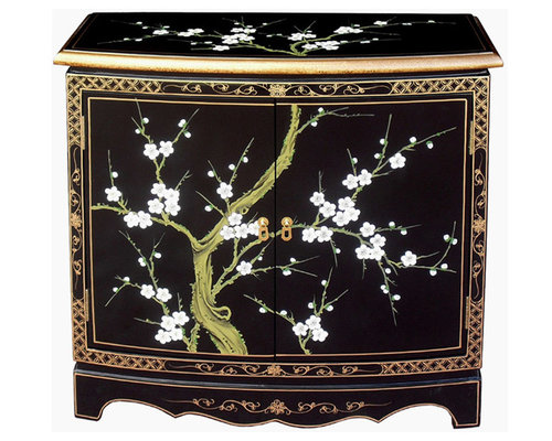 Chinese Black Lacquer Furniture Mother Of Pearl Furniture   Products