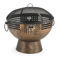 Traditional Fire Pits Houzz