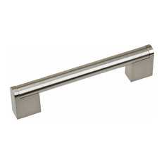 Gliderite Hardware Round Cross Bar Cabinet Pull Stainless Steel Cabinet And Drawer Handle