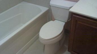 Columbia Bathroom