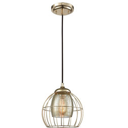 Transitional Pendant Lighting by HomeThangs