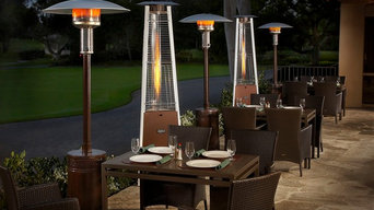 Ambiance™ Bronze Portable Fire Feature