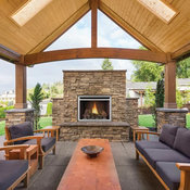 Outdoor Fire Places, Fire Pits, and BBQs