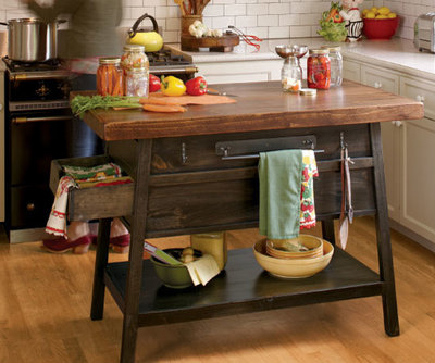 Inspirational Traditional Kitchen Islands And Kitchen Carts by Napa Style
