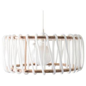 Macaron Pendant Lamp, White, Large