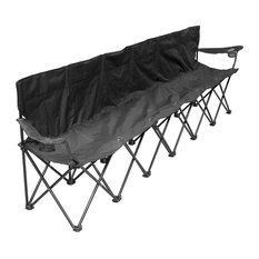 6 Person Folding Bench Chair