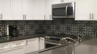 Waterfront condo kitchen remodel