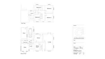 Extension of 4 bed detached country house