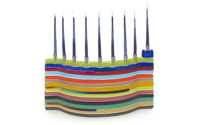 9 Memorable Menorahs for a Stylish Hanukkah Table