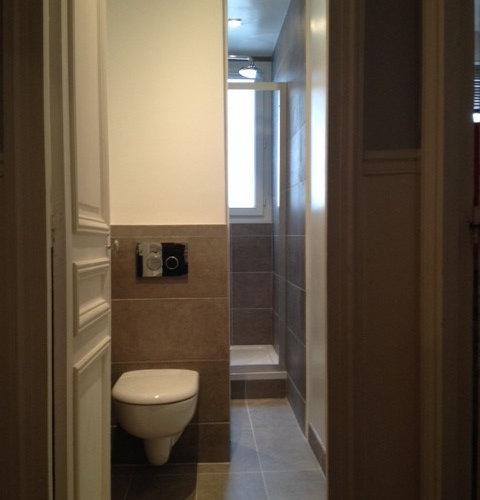 Salle de douche et toilette - Decoration douche et toilette ...
