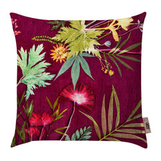 Tropical Wine Hollowfibre Scatter Cushion
