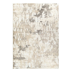 "Palmetto Living by Orian Mystical Abstract Canopy Ivory Area Rug, 7'10""x10'10"""