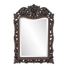 Howard Elliott St. Agustine Mirror, French Brown