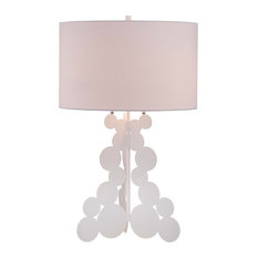George Kovacs Table Lamp Two Light Table Lamp P1614-0