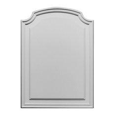 "Orac Decor Polyurethane Plain Door Panel, Width: 21-5/8"""