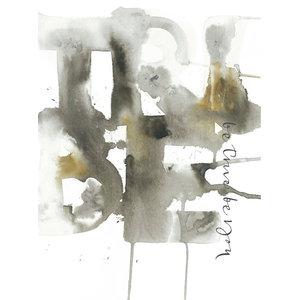 """Be True"" Paper Print by Ylva Skarp, 70x100 cm"