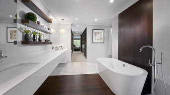 Various Custom Bathroom Renovations
