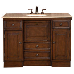 Marvelous Traditional Bathroom Vanities And Sink Consoles by Silkroad Exclusive
