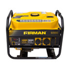 Firman Gas Powered 3650/4550 Watt Extended Run Time Portable Generator
