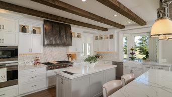 Relaxed + Refined Farmhouse