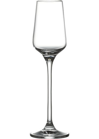 modern wine glasses by