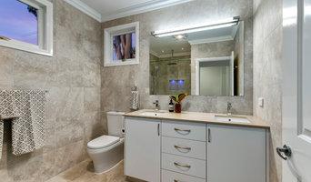 Luxury highend bathroom