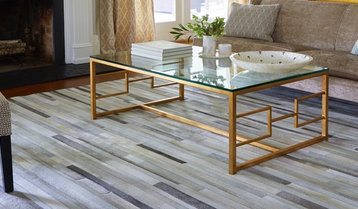 Up to 80% Off Rugs in Cool Hues