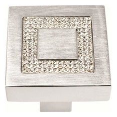 Atlas Homewares 3192 Mc 1 3 8 Crystal Square