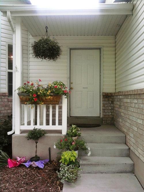 Want To Upgrade The Looks Of My Front Porch With New Door Screen Door