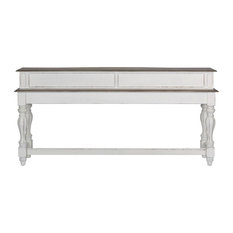 Magnolia Manor Console Bar Table