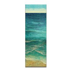 Ocean shore 2, Canvas Print