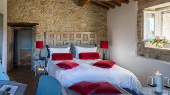 Hotel in Tuscany, Italy