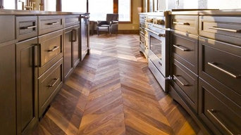 Kentwood - Chevron Herringbone Walnut Natural