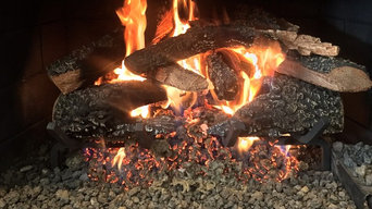 Fireplace Gas Logs